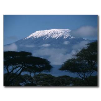Mount Kiliminjaro